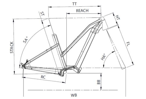 Moustache Samedi 27 X Road Open Geometry